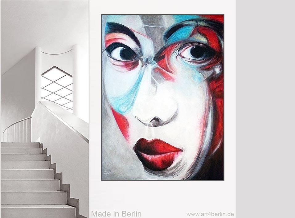 magic artist original acryl l bild 165 120 cm 990 euro art4berlin kunstgalerie onlineshop. Black Bedroom Furniture Sets. Home Design Ideas