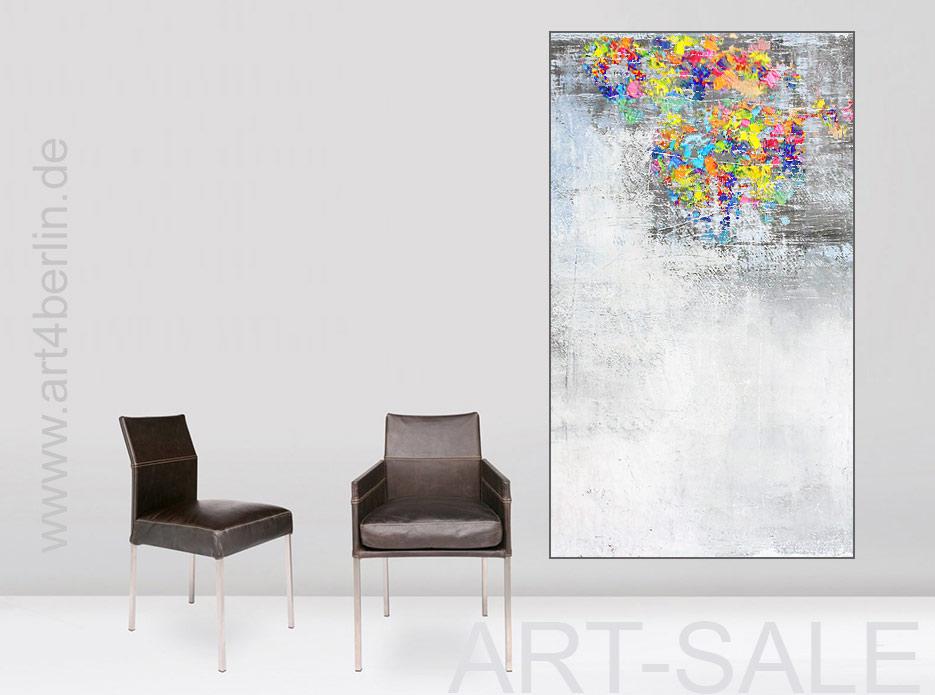 Acrylbilder, moderne Malerei, abstrakte, moderne Gemälde