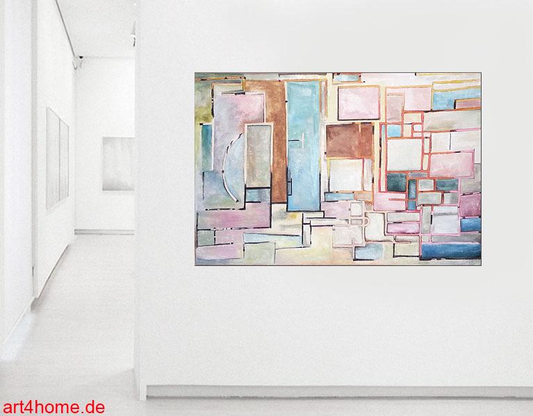 gemaelde grosse kunstbilder kaufen onlineshop 170x150 photo. Black Bedroom Furniture Sets. Home Design Ideas