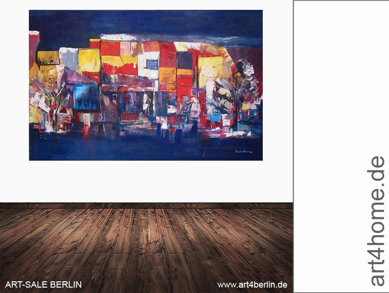 Junge Kunst zum schöner Wohnen und Arbeiten. XXL-Bilder - Kunst - einfach im Online-Shop bestellen.