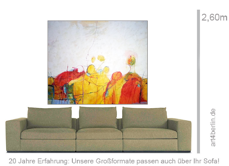 human forms acryl leinwand 155 130 cm original 990 euro art4berlin kunstgalerie onlineshop. Black Bedroom Furniture Sets. Home Design Ideas