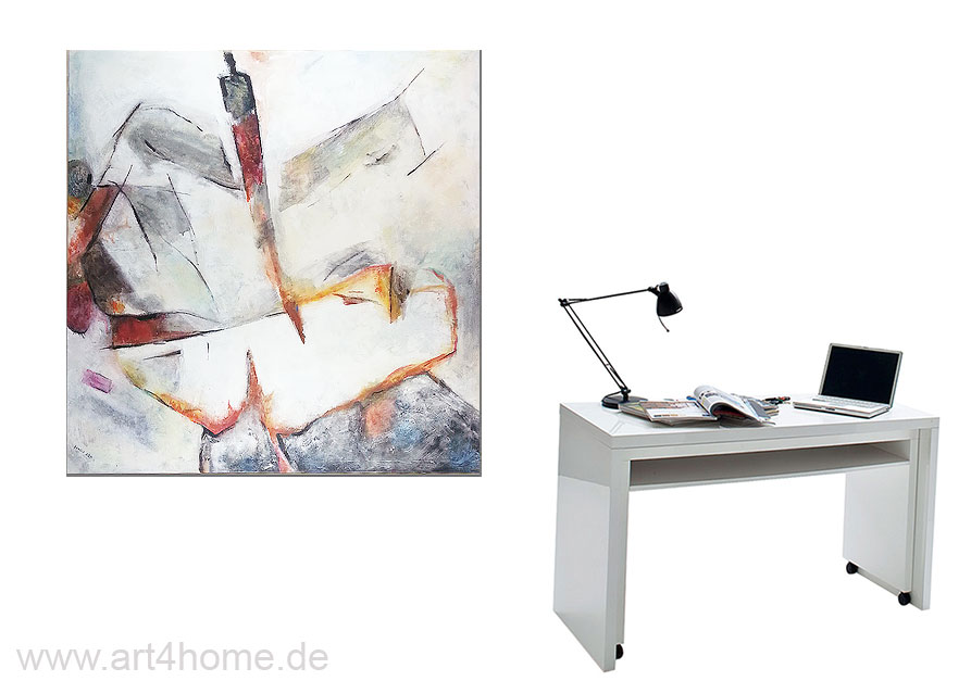 zeichen der zeit original acryl mischtechnik 140 140 cm 990 euro art4berlin kunstgalerie. Black Bedroom Furniture Sets. Home Design Ideas