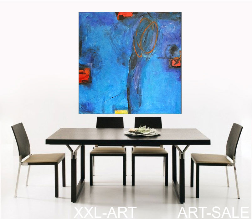 xxl berlin kunst abstrakte malerei echte leinwandbilder f r ihre wohnatmosph re art4berlin. Black Bedroom Furniture Sets. Home Design Ideas