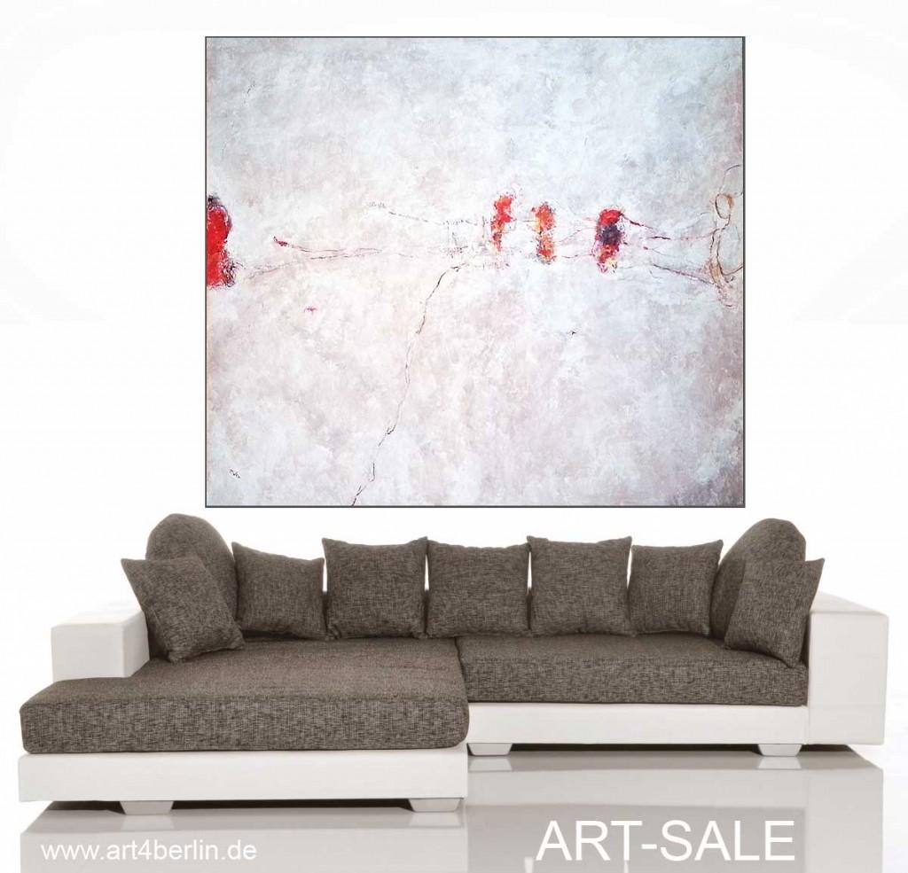 kunstspirale k nstleracrylfarben leinwand 150 135 cm original 990 euro art4berlin. Black Bedroom Furniture Sets. Home Design Ideas