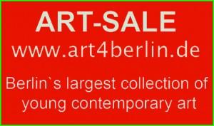 Moderne Kunst, abstrakte Gemälde, moderne Bilder, Malerei finden Sie in vielen Berliner Galerien.