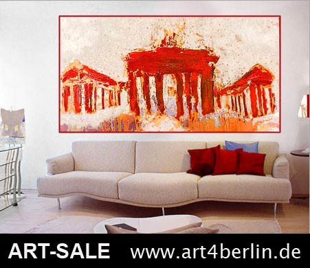 moderne malerei art4berlin kunstgalerie onlineshop. Black Bedroom Furniture Sets. Home Design Ideas