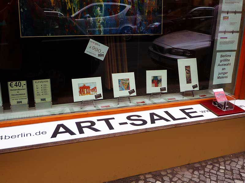 junge kunst berlin