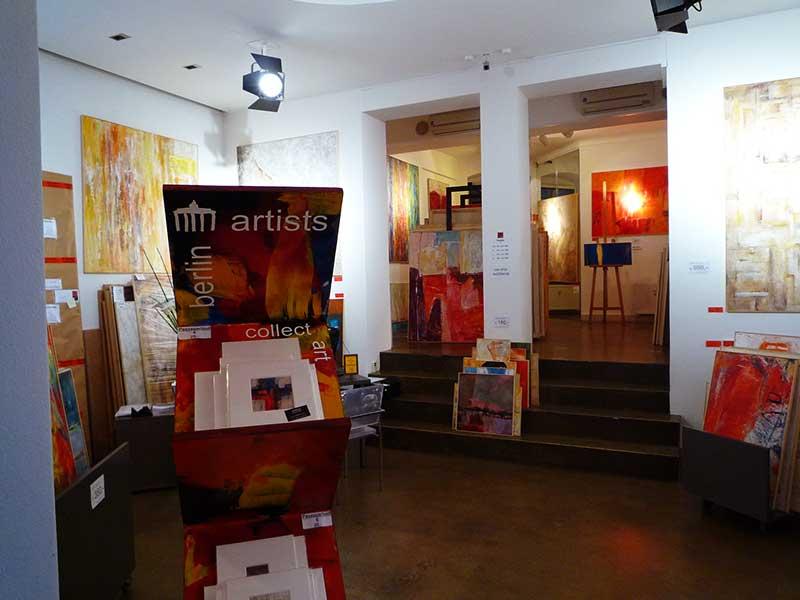 art berlin malerei kunstgalerie onlineshop