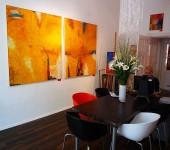 Moderne Kunst, die für Abwechslung sorgt! Großformatig und günstig!