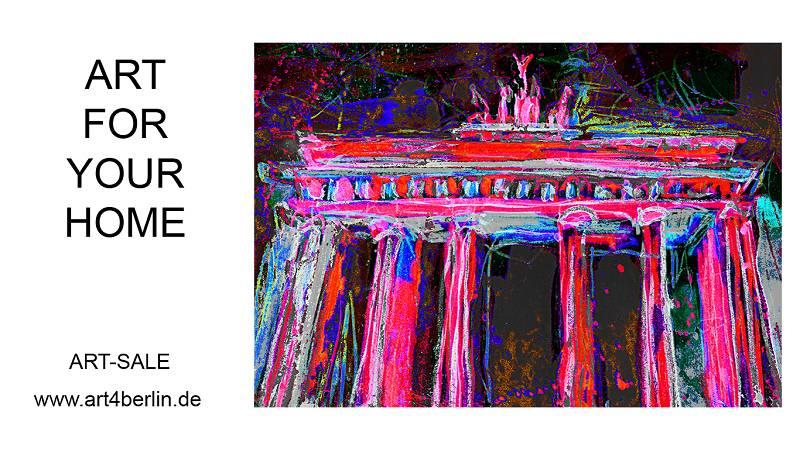 Kunst kaufen in Berlin oder online