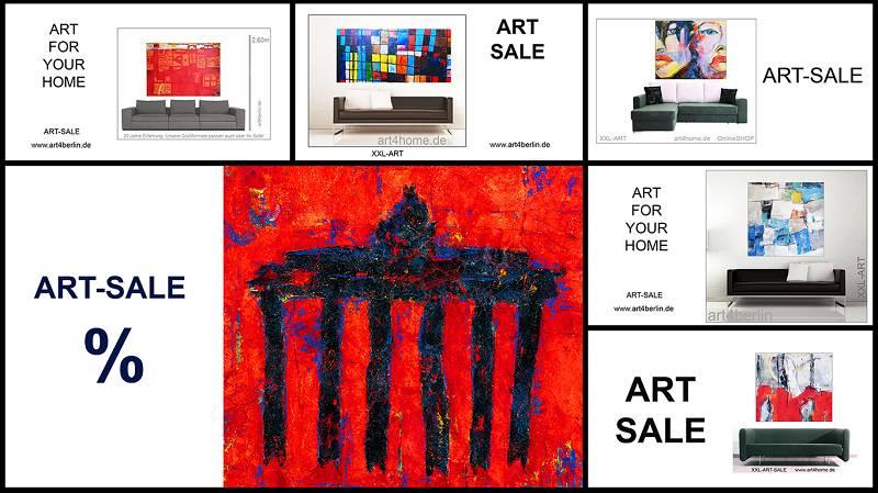 Moderne Acrylbilder, zeitgenössische Kunst, Berlin-Malerei, Ölbilder, preiswerte Gemälde, großformatige Kunst auch Online, junge Berlin-Kunst, Leinwand-Kunst