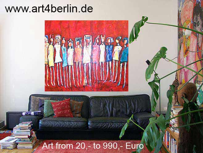 wandbilder art4berlin kunstgalerie onlineshop. Black Bedroom Furniture Sets. Home Design Ideas