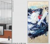 Künstler stellen Ihre Passion für moderne, großformatige Berlin-Malerei unter Beweis