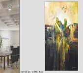Mit diesen Gemälden inszinieren Sie Ihr Zuhause neu.