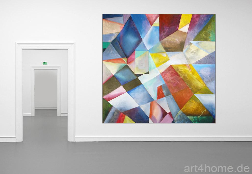 Ölgemälde, Acrylbilder in großer Auswahl! Hochwertige Spachteltechnik kombiniert mit optimalen Farbeffekten