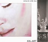 Künstler. Art, Bilder, Kunst gibt Energie