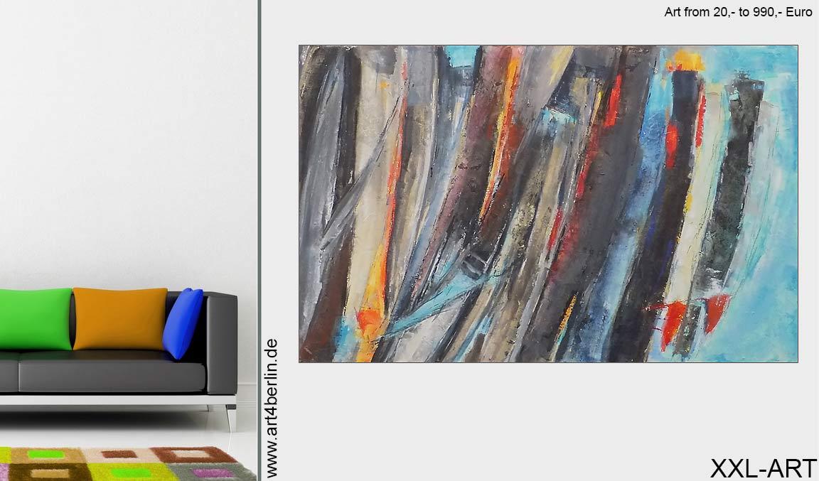Kunst für Wohnen und Büro.
