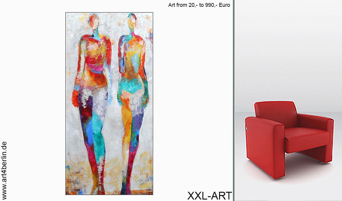 Berlin Kunst: Kunst kaufen leicht gemacht. Malerei, Bilder