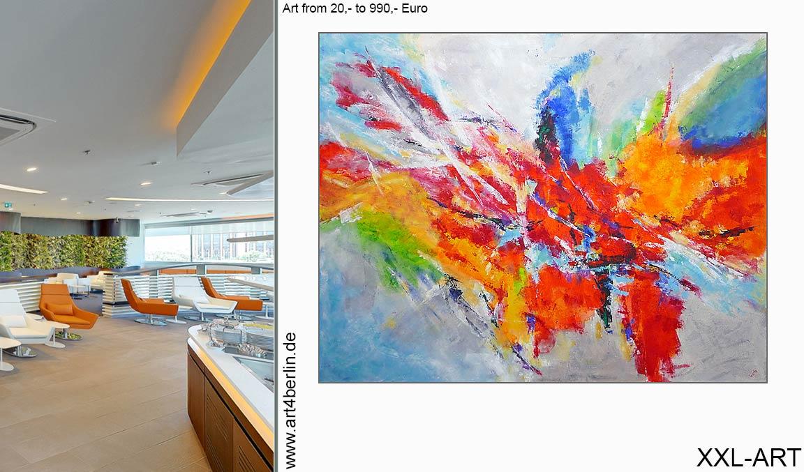 Onlineshop Leinwandbilder modern kaufen Kunstbilder