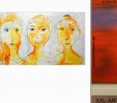 acrylmalerei sonderpreise