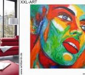 moderne kunst berlin wandbilder