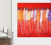 Exklusive Acrylbilder. Stilvolle Wandgestaltung