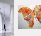malerei xxl bilder handgemalt guenstig kaufen