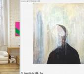 Für Menschen, die schöne Bilder, großformatige Gemälde lieben.