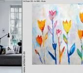 Abstrakte Bilder, große Formate, Gemälde