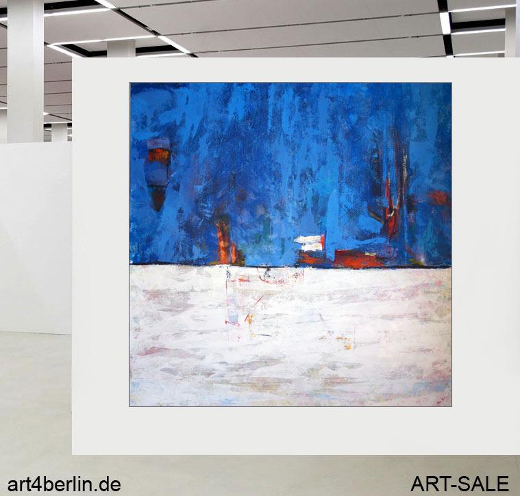 titel folgt original acryl l bild 140 140 cm 990 euro art4berlin kunstgalerie onlineshop. Black Bedroom Furniture Sets. Home Design Ideas