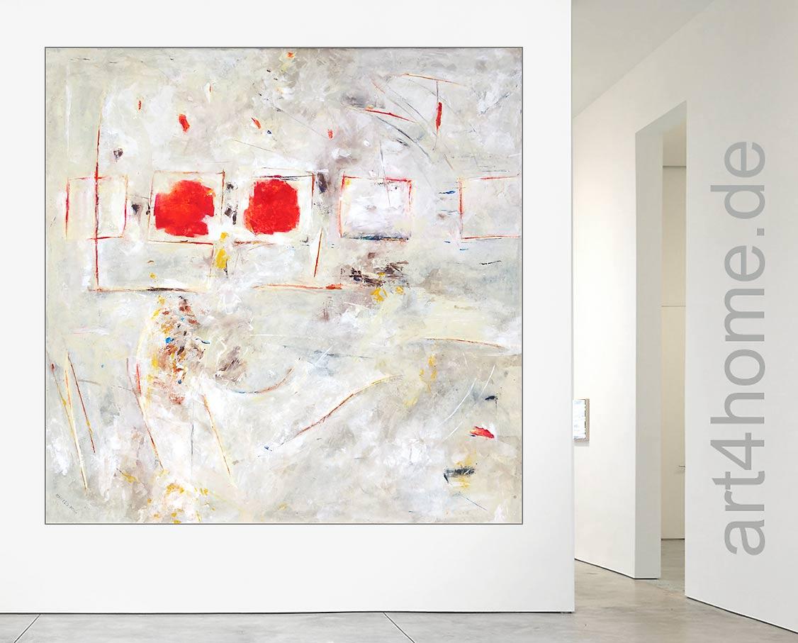 Modern Art. Abstrakte Kunst online. XXL großformatige Bilder.