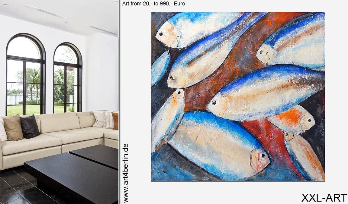Junge Künstler. Malerei kaufen. Kunst günstig.