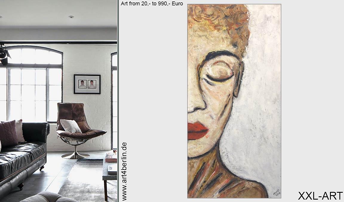 xxl gem lde kaufen art4berlin kunstgalerie onlineshop. Black Bedroom Furniture Sets. Home Design Ideas