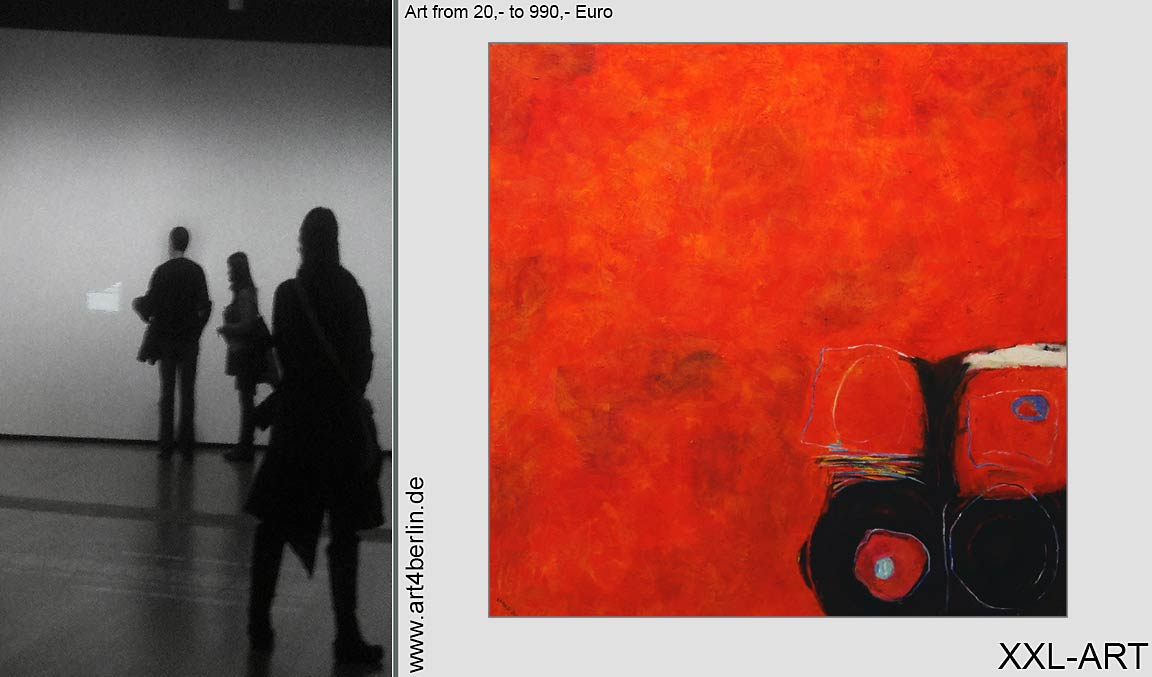 Kunst günstig. Malerei kaufen.