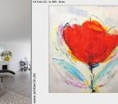 Galerie Berlin. Junge Künstler. Großformatige Bilder kaufen.