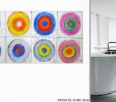 Kunst, abstrakte, moderne Gemälde