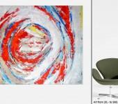 Kunsthandel in Berlin, Kunstgemälde, Leinwandmalerei, Öl auf Leinwand,