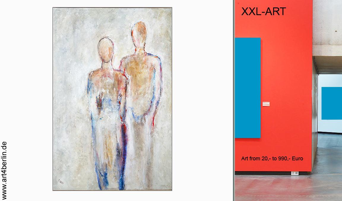 Große Auswahl an moderner Malerei. Die Wohnung mit Acrylbildern dekorieren.