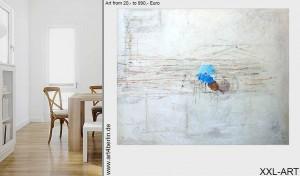 Handgemalte Bilder, Acrylgemälde, Modern Art, moderne Kunst in der Galerie in Berlin und im Webshop.