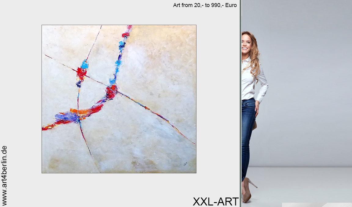 Interior Arts. Moderne XXL Kunst für Zuhause.