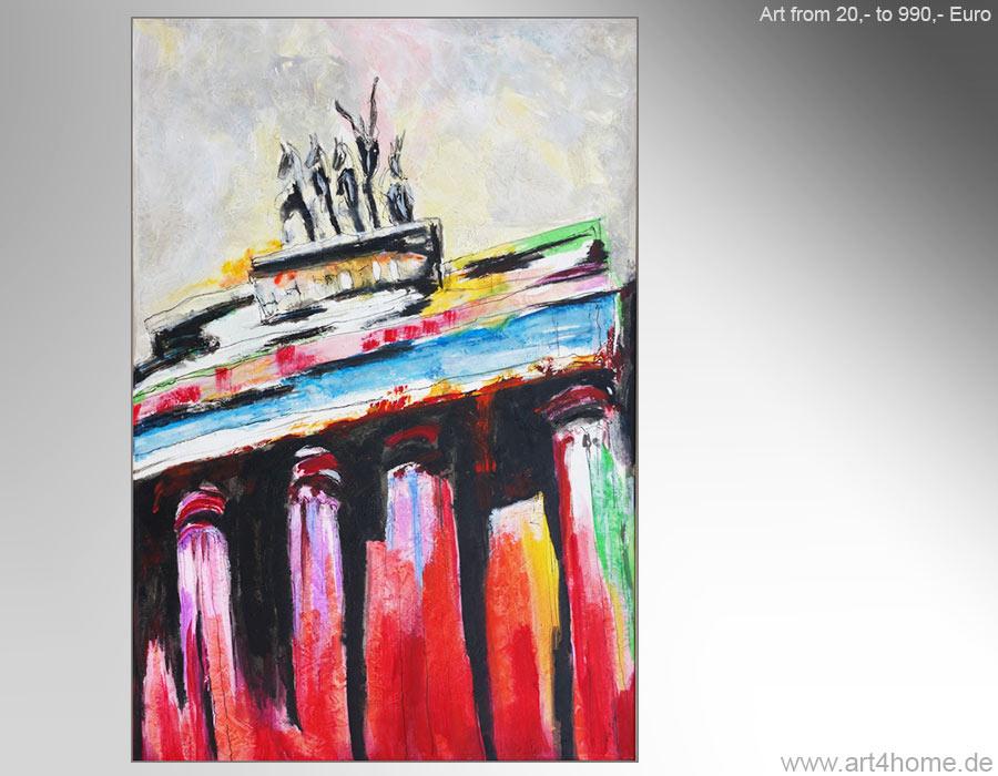 Ölgemälde günstig kaufen, junge Berliner Künstler, abstrakte, moderne Gemälde,