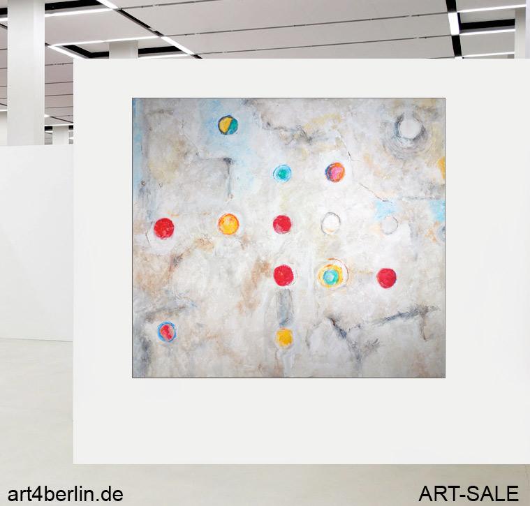 Großformatige Acryl und Ölbilder - außergewöhnlich günstig! Special BERLIN-ART-SALE