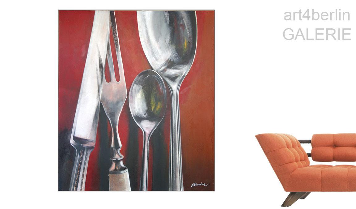 großformatige Acrylbilder, Berliner Künstlerateliers, zeitgenössische Malerei,