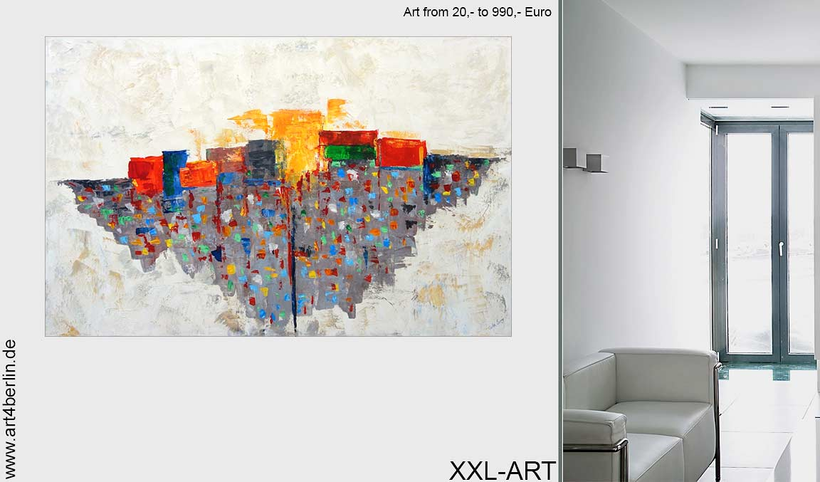 Moderne Kunst, zeitgenössische Malerei