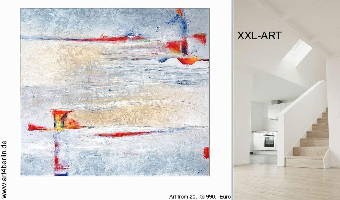 Wohnen mit Kunst ist schön. Bilder sind echte Hingucker. Motivierende und inspirierende Bilder.
