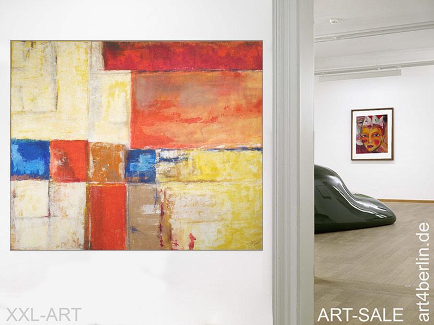 Berlin-Mitte! Galerie für moderne Malerei, abstrakte Kunstgemälde