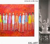 Moderne junge XXL Kunst online kaufen