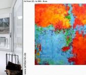 abstrakt malerei modern leinwandbilder grossformatig