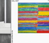 Wohnen mit Kunst. Interior Arts. Kunsttrends