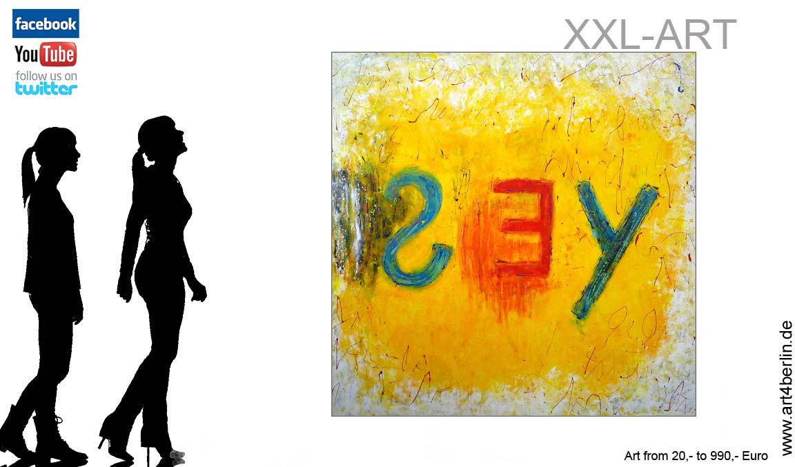 Junge Künstler aus Berlin. Große Kunstausstellung